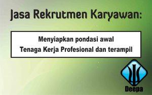Layanan Psikologi Karawang di bidang industri seperti proses seleksi karyawan