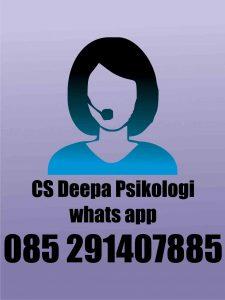 hubungi tim Online kami untuk layanan biro psikologi