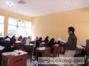 Proses Evaluasi Peserta didik untuk pemetaan Potensi di salah satu Pesantren Salaf Tahfidz di Cikampek