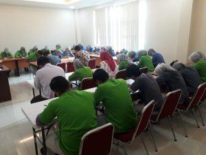 Proses Evaluasi Kinerja Karyawan untuk staf medis di RS Persada Cikampek
