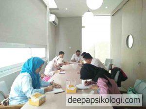 Proses penerimaan Karyawan baru untuk perusahaan garment di daerah BSD- Tangerang Selatan