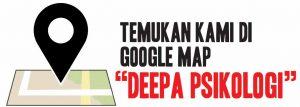 google map layanan jasa psikologi
