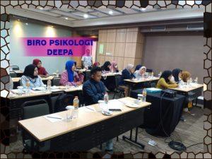 Parenting Lebih Baik Dengan Seminar Inner Child. Suasana seminar Inner child healing untuk membentuk pola parenting yang lebih sehat