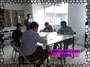 Psikotes mampu memberikan gambaran menyeluruh kondisi psikologis peserta tes