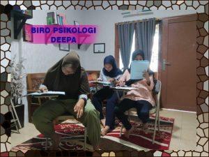 Banyak layanan psikologi dalam aplikasi di bidang pendidikan