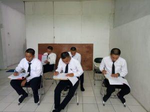Psikotes Tenaga Kerja Indonesia untuk menunjukkan kesiapan mental bekerja di luar negeri
