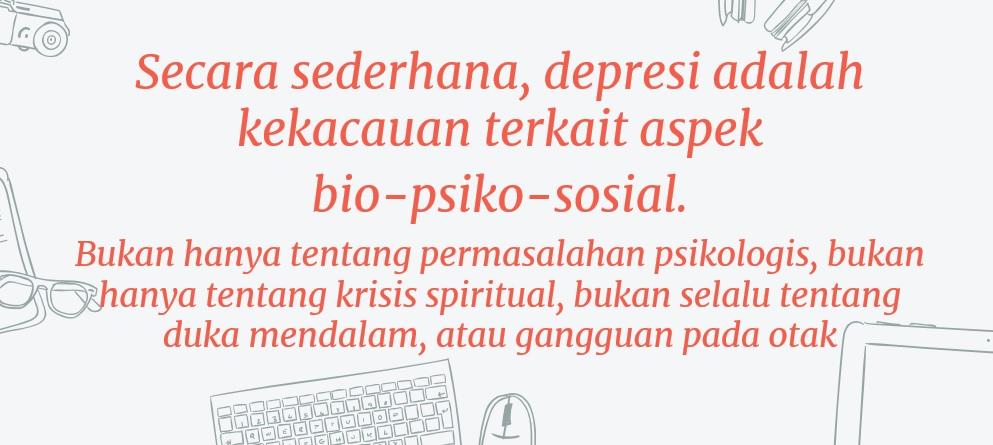 Apa itu Depresi : Berkenalan Lebih Dekat dengan Gangguan Suasana Hati