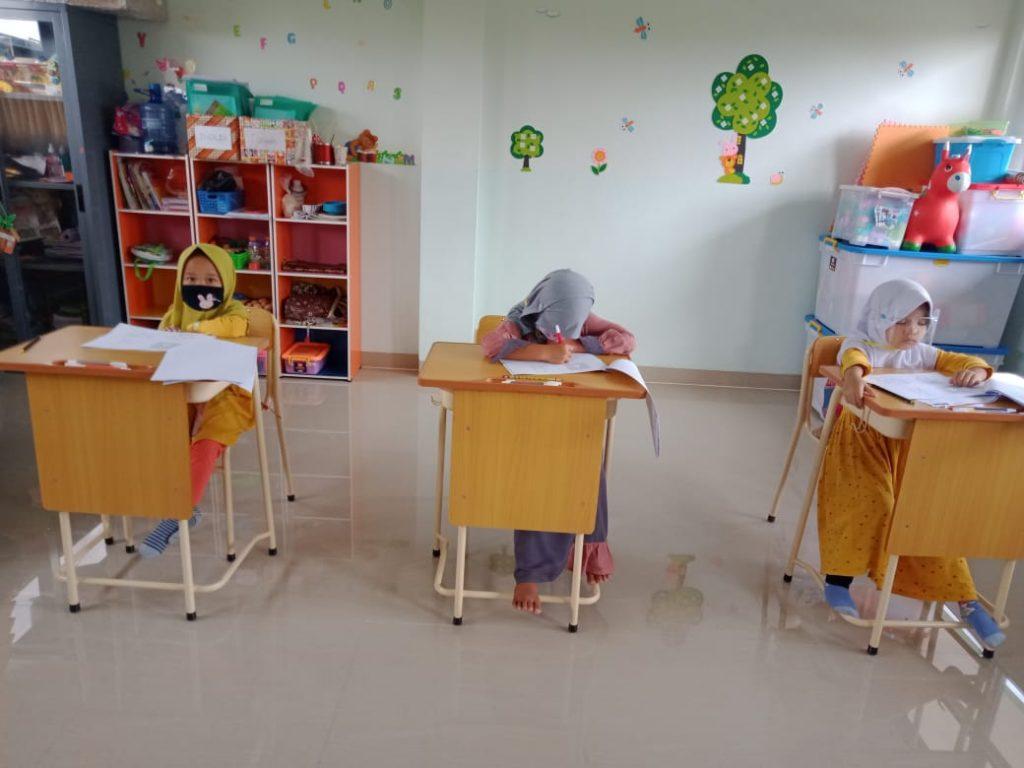 Tes Psikologi pada anak SD untuk melihat kematangan mental dalam mengikuti pembelajaran masuk Sekolah Dasar