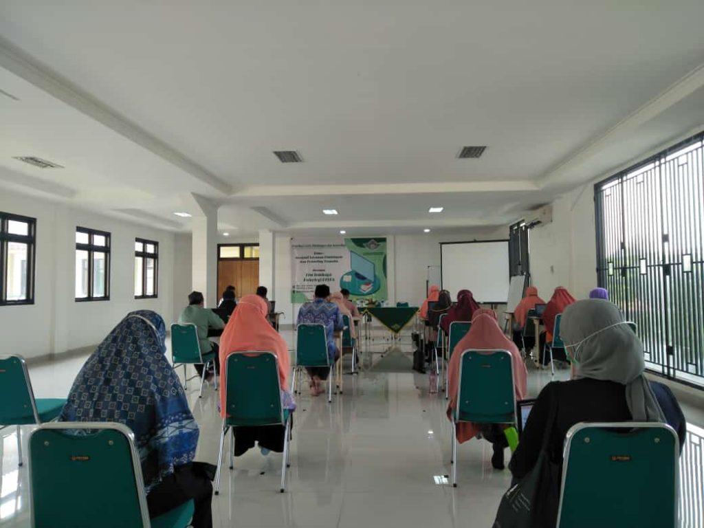 Workshop Wawancara Psikologi dalam Rangka Pelatihan Guru BK di Yayasan SDIT Al Irsyad Karawang
